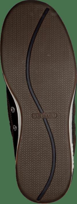 Kjøp Sebago Triton Three Eye Fgl Brown Cinnamon Sko Online