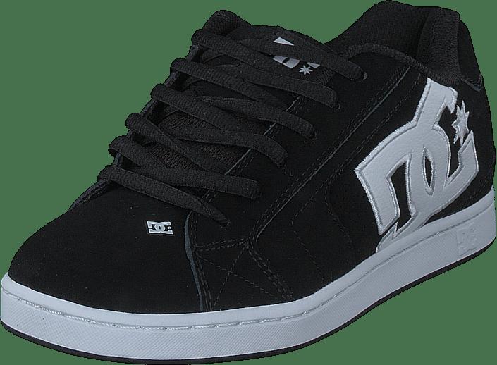 DC Shoes - Net Black/Black/White