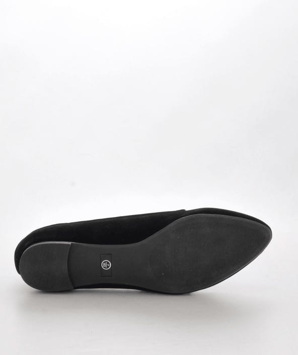 Sugarfree Shoes - Hanne Black - plain