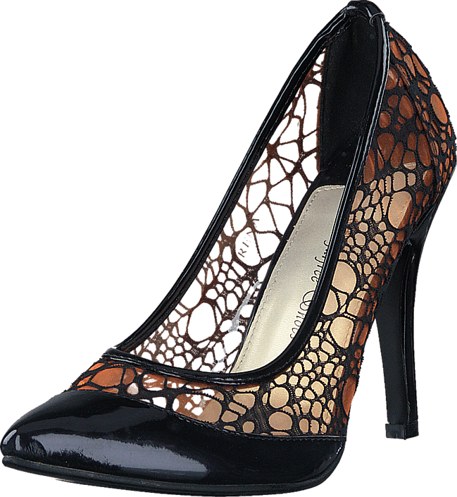 Shoes Kjøp Online Heels Sko Sorte Sugarfree Irena gvnqOPT