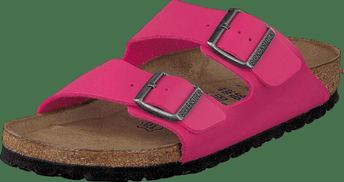 d0a92493f0d Köp Birkenstock Arizona Slim Birko-Flor Pink bruna Skor Online ...
