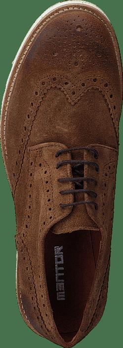 M0933 Brogue Shoe Tobacco