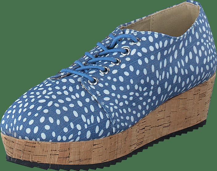 Hedda Shoes Blue