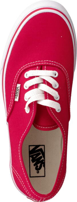 K Authentic Red/True White