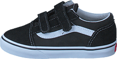 best service 0e2f7 fbe37 Vans - T Old Skool V Black