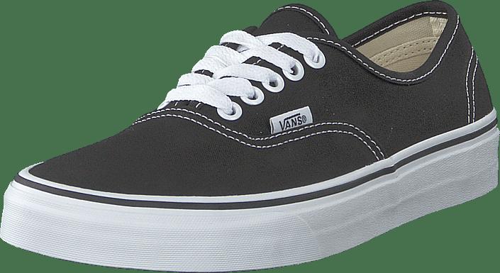 Sneakers Black Authentic 00 07427 Online Sportsko Sko U Køb Sorte Og Vans 40AOxO