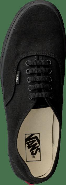 Vans - U Authentic Black/Black