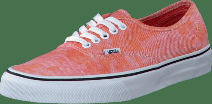 219fed520ae Buy Vans U Authentic (Sparkle) Coral blue Shoes Online