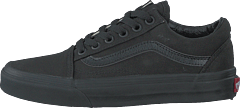 U Old Skool Black/Black (Canvas)