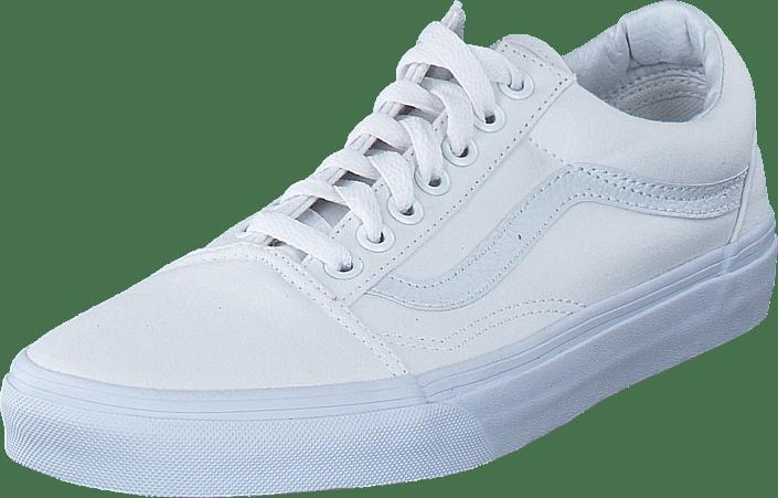 Sportsko Sneakers Online 05 Sko Vans Hvide Old Skool 07428 True White Køb U Og BTOPqzwz1