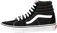 fodrade vans skor