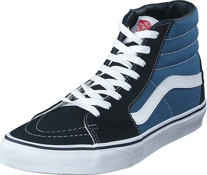 Buy Vans U Sk8 Hi Navy Blue Shoes Online Footway Co Uk