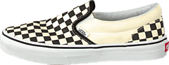 K Classic Slip-On Checkerboard Black