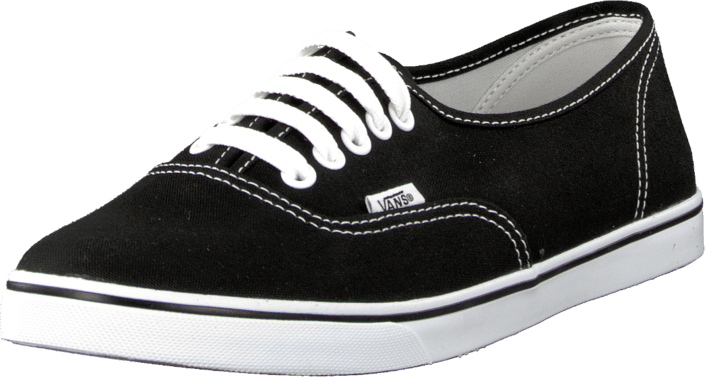 f9a3f88fb5 Buy Vans U Authentic Lo Pro Black True White black Shoes Online ...