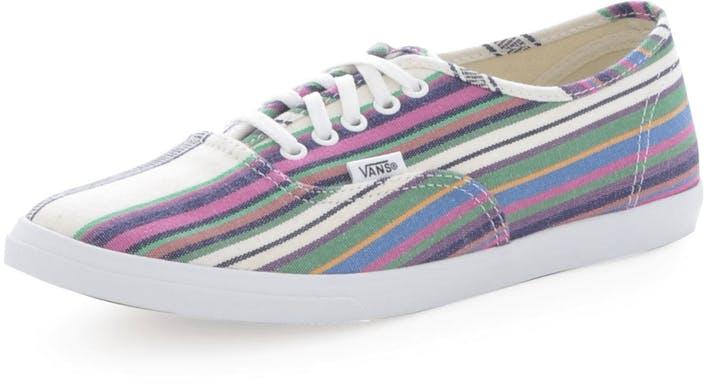 9ddb092f1c Køb Vans U Authentic Lo Pro Multi Stripe lilla Sko Online