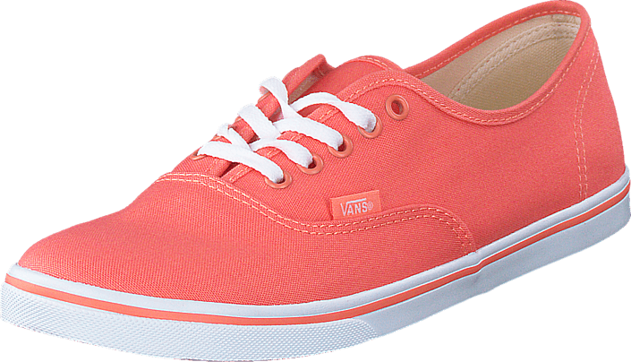 Vans - U Authentic Lo Pro Fusion Coral 48