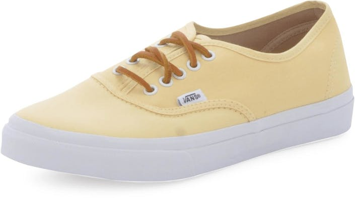 fdb25081c0 Buy Vans U Authentic Slim Brushed Twill beige Shoes Online