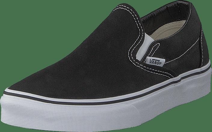 U Classic Slip-on Black
