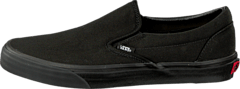 U Classic Slip-on Black/Black