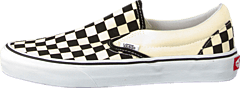 U Classic Slip-on Black/White Checker