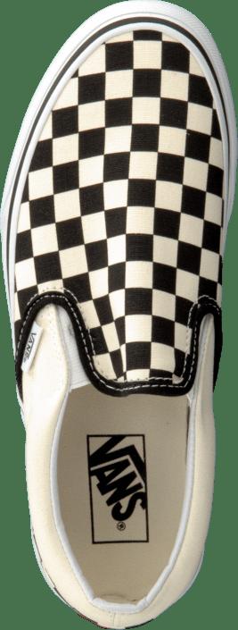 U Classic Slip-on Black/White Checker