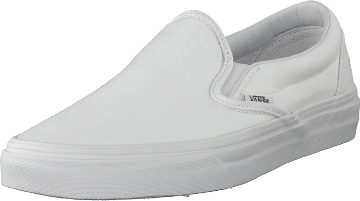 U Classic Slip-on True White