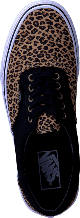 c28ea3a3f193 Buy Vans U Era (2 Tone) Leopard Herringbone brown Shoes Online ...