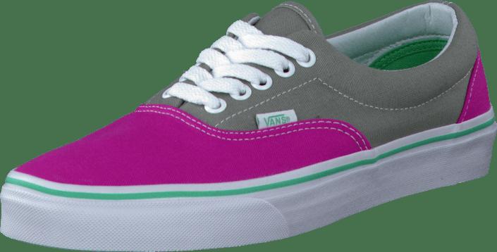 ca7484639be5 Buy Vans U Era (Golden Coast) Fuchsia Gray blue Shoes Online ...