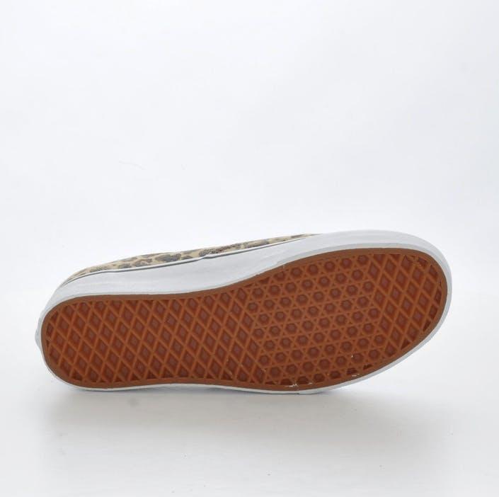 9a2c1eee01 Buy Vans U Authentic Van Doren Leopard brown Shoes Online