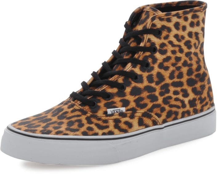 U Authentic HI Leopard Black