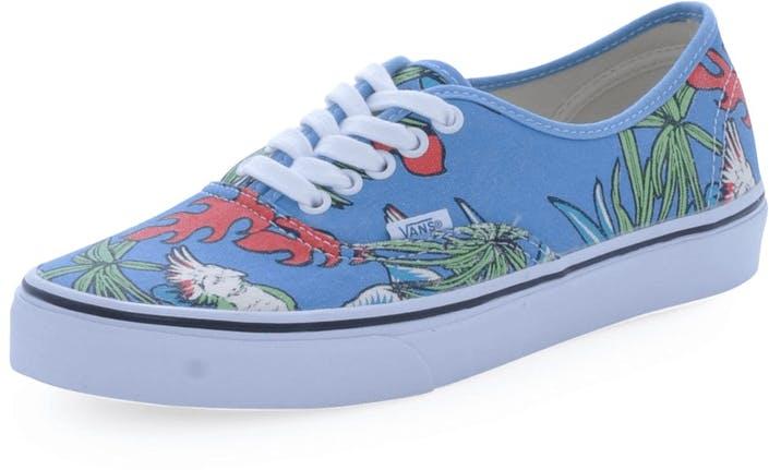 675dd32ef1 Buy Vans U Authentic Van Doren Parrot Blue blue Shoes Online ...