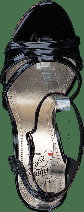 Kjøp Girl Lopez Black Sko Heels Online Grå China rwpqCr