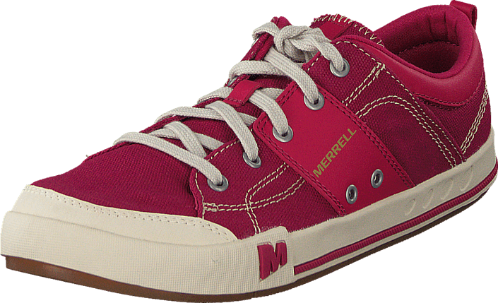 bff0f63fe50b Buy Merrell Rant Beet Red beige Shoes Online