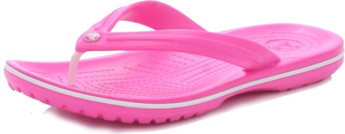 85b0f6103a8 Koop Crocs Crocband Flip Neon Magenta roze Schoenen Online | FOOTWAY.nl