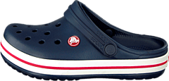 Kids Crocband Navy