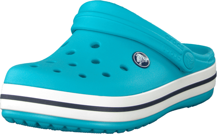a68d0eac72f3 Buy Crocs Kids Crocband Surf Navy turquoise Shoes Online