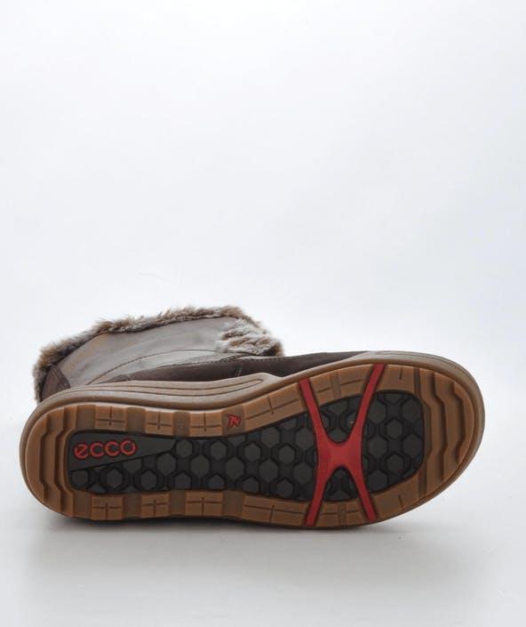 Kjøp Ecco Siberia Brown Brun Sko Online | FOOTWAY.no
