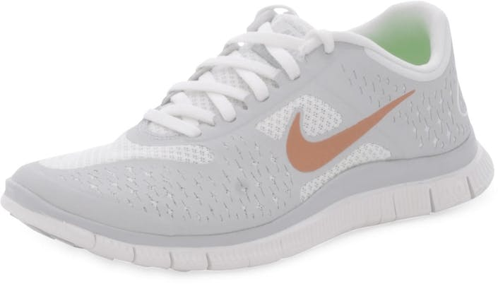 separation shoes d515a ef4f9 Nike - Wmns Free 4.0 V2 Summit White