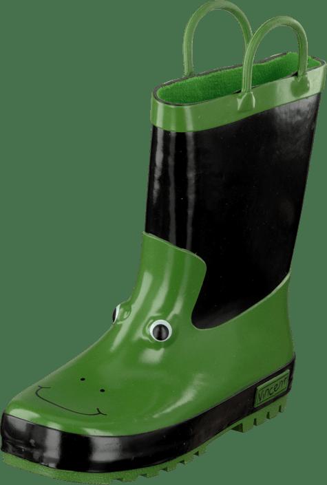 Köp Vincent Frog Green Skor Online | FOOTWAY.se
