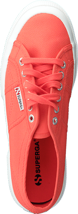 Superga - 2750-Cotu Classic Red Coral