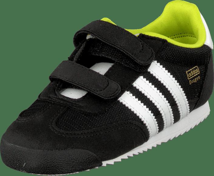 new arrival 8df81 3e332 adidas Originals - Dragon Cf I BlackWhiteYellow