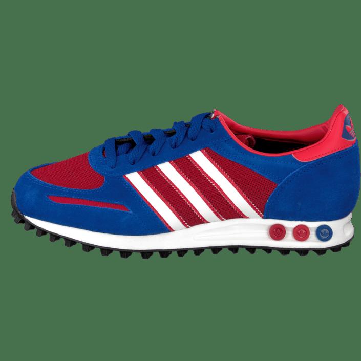 Köp adidas Originals La Trainer Power RedWhiteRoyal Blåa