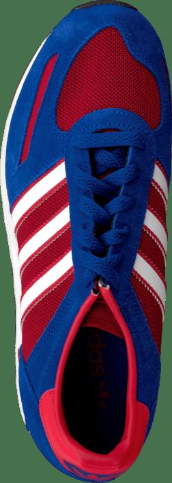 Sko Røde Red Adidas Online Sneakers white Power Originals Kjøp La Trainer royal 4gwzwfq