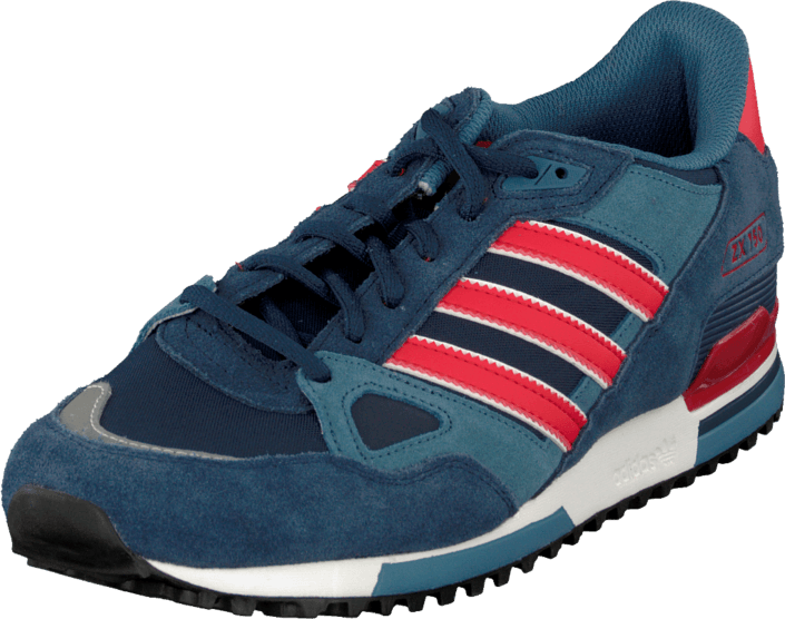new product 0dc27 270ac adidas Originals - Zx 750 Collegiate Navy Red Ftwr White