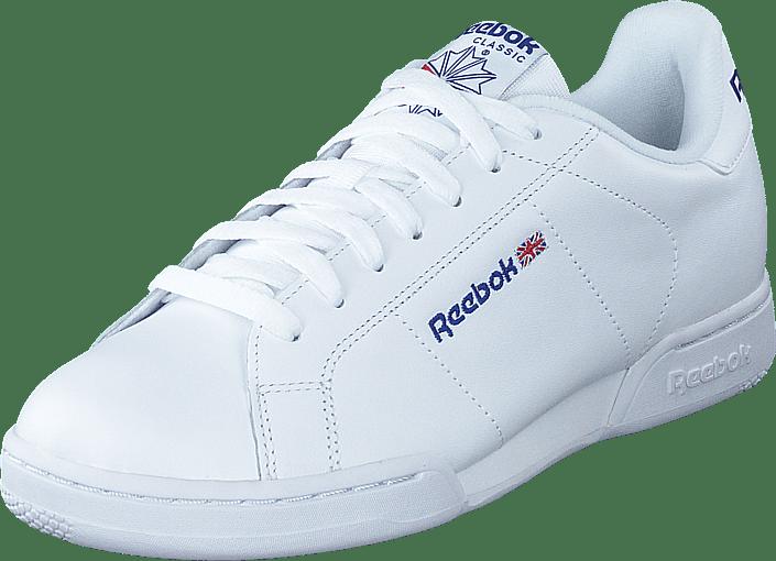 a99a86de3c0e1 Acheter Reebok Classic NPC II White White blancs Chaussures Online .