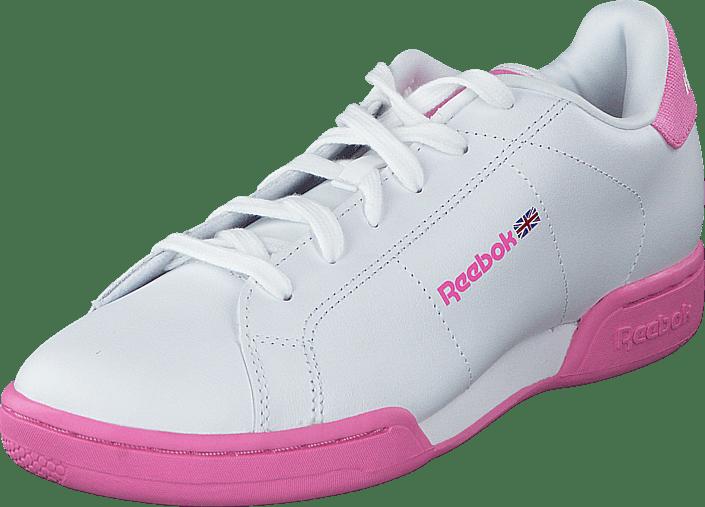Reebok skor, Reebok Classic NPC II Sneakers whiteicono