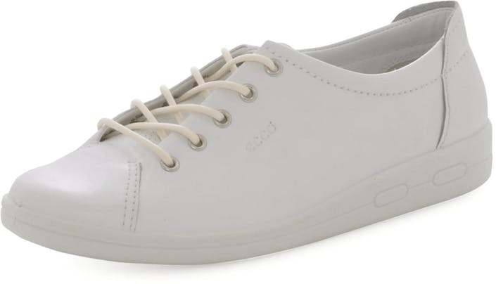 Acheter Ecco Soft II White Luxe Grises Chaussures Online