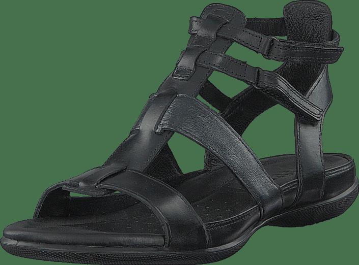 ecco flash sandals black
