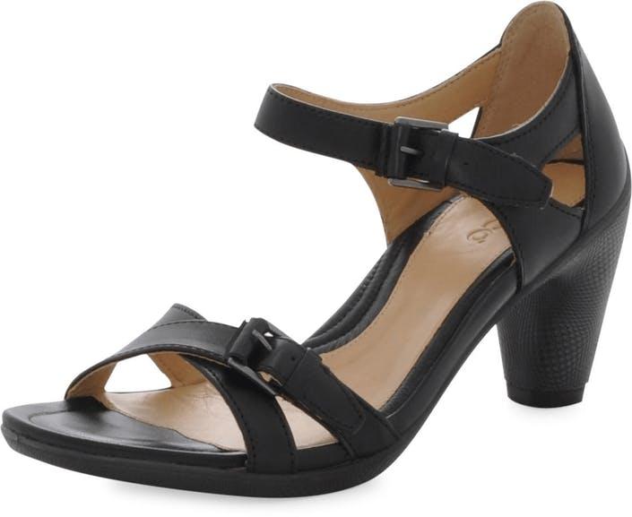 a354fb6c898a9 Kup Ecco Sculptured 65 Sandal Black szare Buty Online | FOOTWAY.pl