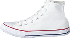 All Star Kids Hi Optical White